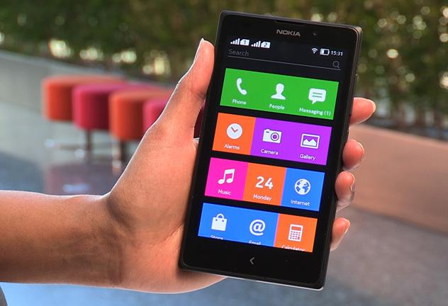 Nokia stellt offiziell die Nokia X Geräte mit Android vor (Video)