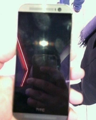 HTC M8 zeigt sich auf neuen Bildern