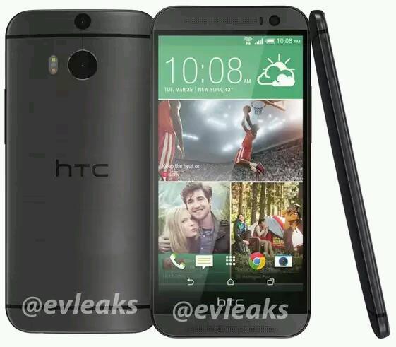 HTC One (2014) kann bereits bei Amazon vorbestellt werden
