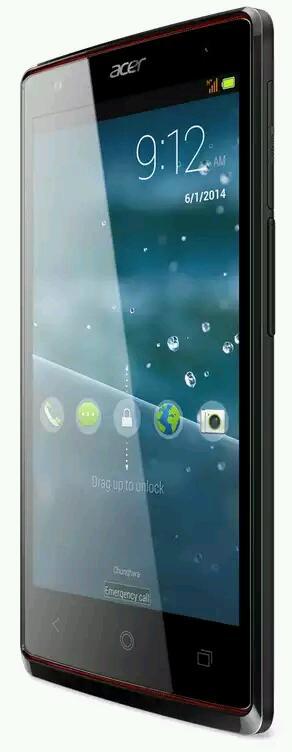 Acer Liquid E3 offiziell vorgestellt