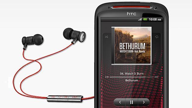 """Bitte nicht – HTC plant offensichtlich """"Musik-Smartphone"""""""