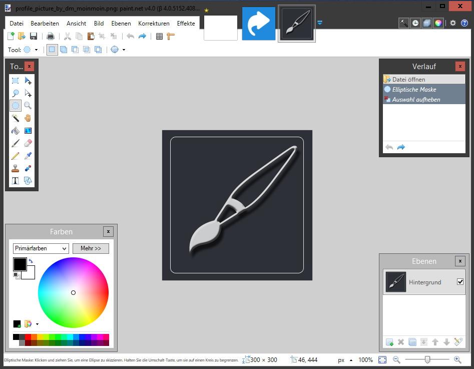 Paint.net 4.0 als Beta erschienen