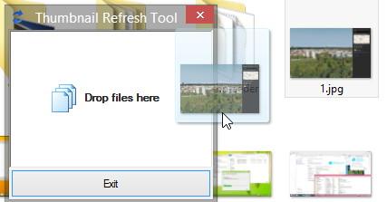 Thumbnail Refresh Tool: Vorschaubilder schnell aktualisieren