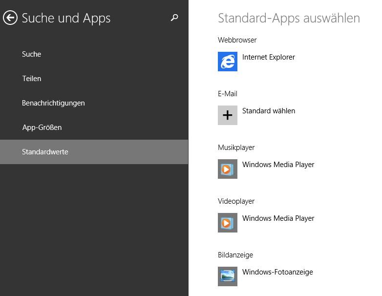 Weitere Neuigkeiten zur Windows 8.1 2014 Update Escrow RTM