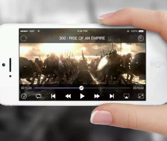 KMPlayer Mobile für iOS und Android verfügbar