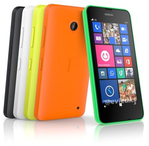 Das Nokia Lumia 630 wird vermutlich in San Francisco vorgestellt.