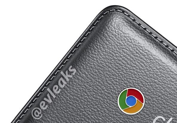 Samsung mit einem neuen Chromebook in Leder-Optik