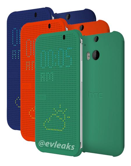 HTC bringt innovative Hüllen für das M8 auf den Markt