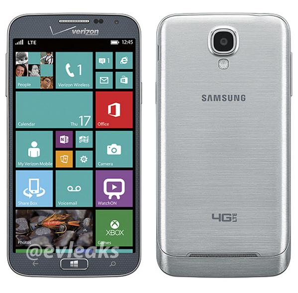 """Erstes Pressebild vom """"Samsung ATIV SE"""" aufgetaucht"""