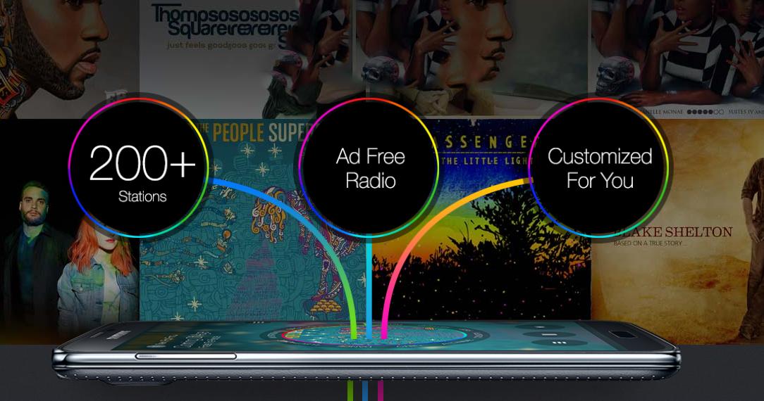 Samsung startet mit 'Milk Music' eigenen Musikdienst – nur in den USA