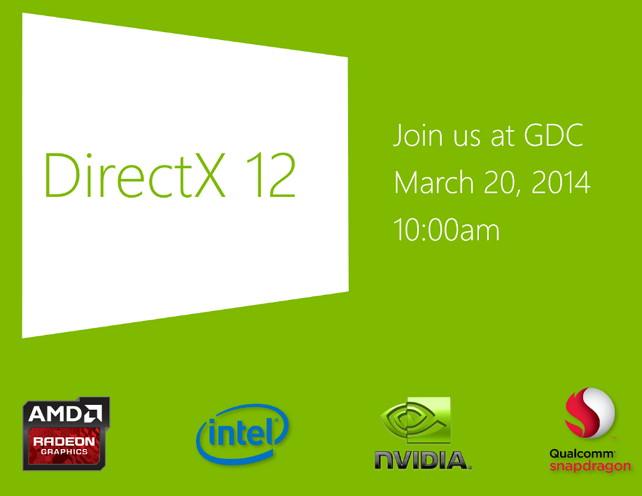 Microsoft wird DirectX 12 vorstellen