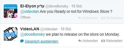 VLC als Windows 8 App kommt Montag… hoffentlich