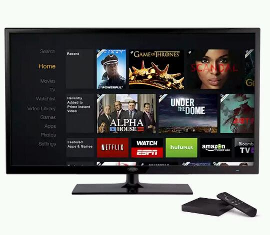 """Amazon Fire TV"" offiziell vorgestellt"