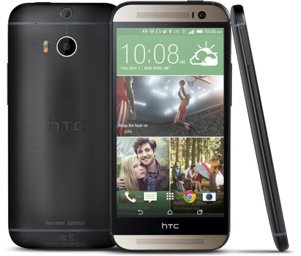 Harman/Kardon-Edition vom HTC One (M8) vorgestellt