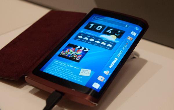 Kommt das Samsung Galaxy Note 4 mit einem dreiseitigen Dislay?