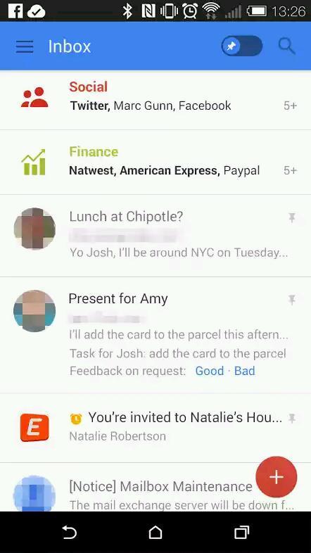 Screenshots verraten kommende Funktionen & neues Design von Gmail