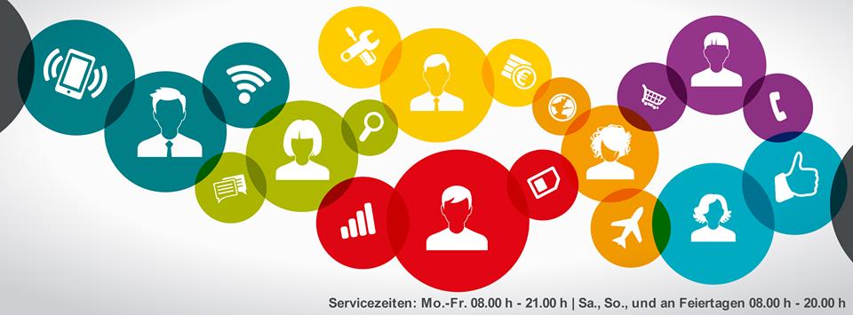 Vodafone ab sofort mit neuem Kundenservice per Facbook