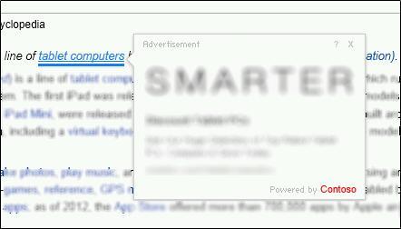 Microsoft sagt AdWare den Kampf an