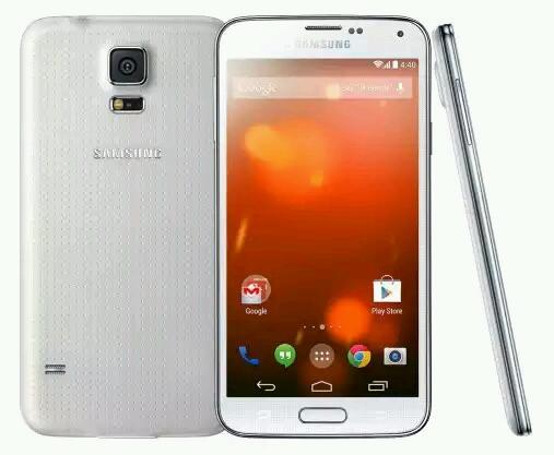 Google Play Edition des Samsung Galaxy S5 zeigt sich kurz im Play Store