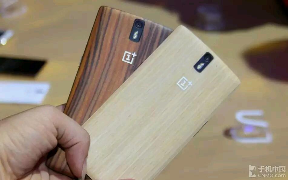 StyleSwap-Rückseiten in Holz-Optik des neuen OnePlus One auf neuen Bildern gezeigt