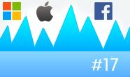 Die verlorenen News der Woche #17: Quartalszahlen von Microsoft, Apple & Facebook; WhatsApp erreicht 500 Millionen Nutzer u.a.