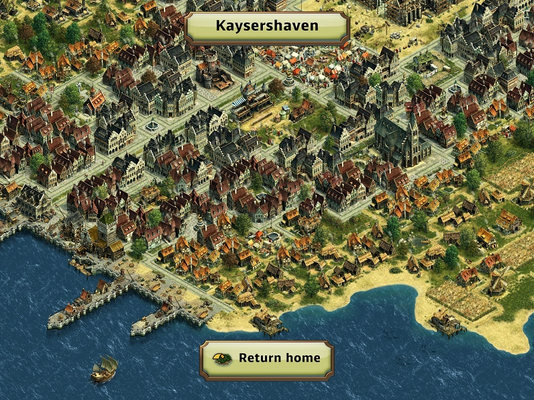 Spieleklassiker Anno erscheint bald für das iPad