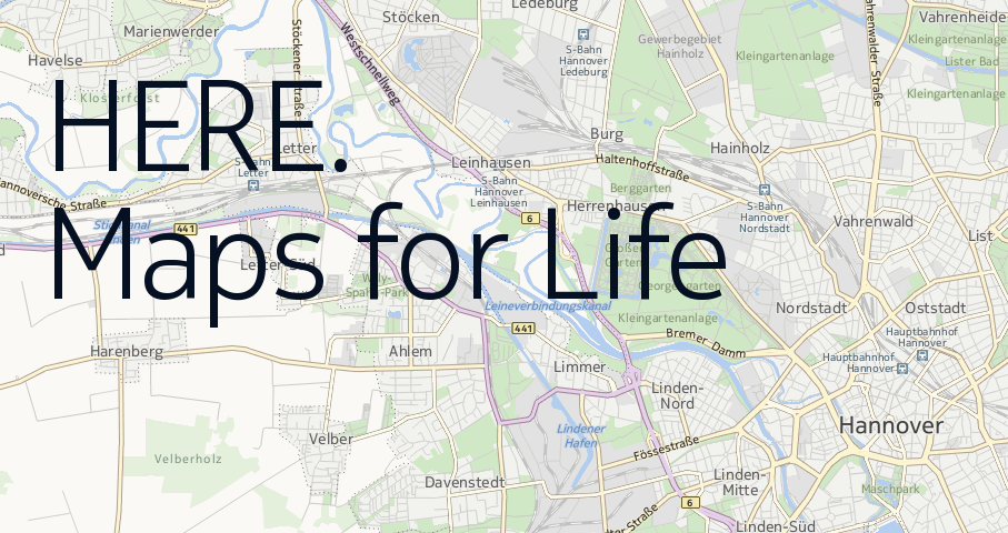 HERE Maps launching for Android, exclusively for Samsung