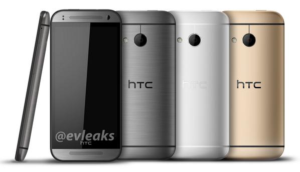 """""""HTC One mini 2"""" auf erstem Pressebild gesichtet"""