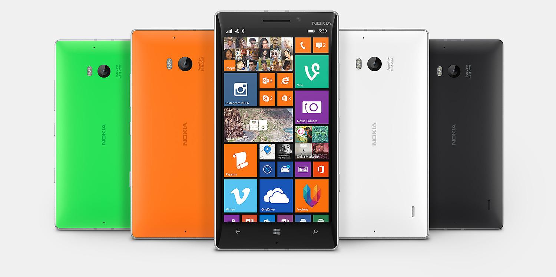 Nokia Lumia 930 Smartphone kann man auf Amazon nun vorbestellen