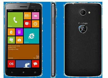 Neues Dual-SIM-Smartphone von Prestigio mit Windows Phone 8.1?