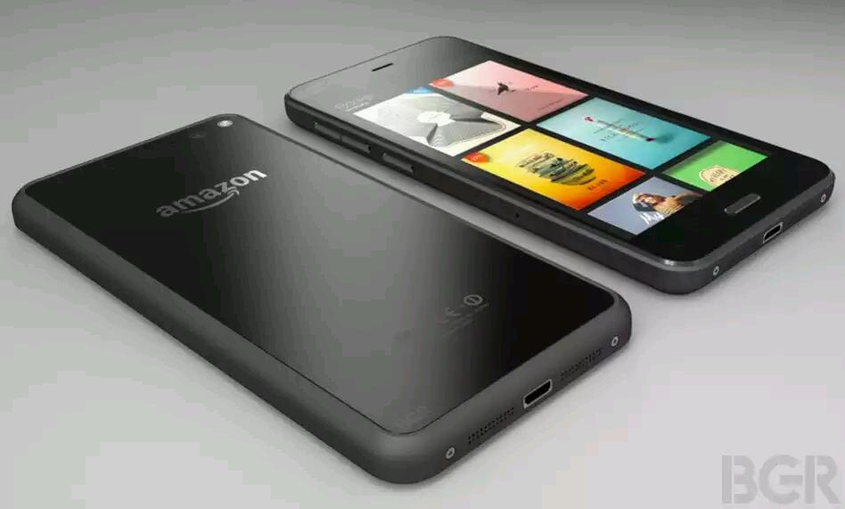 """""""Amazon Smartphone"""" zeigt sich auf erstem Bild"""