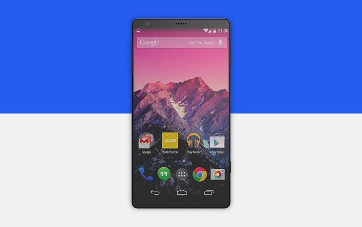 Konzept eines Nexus Compact