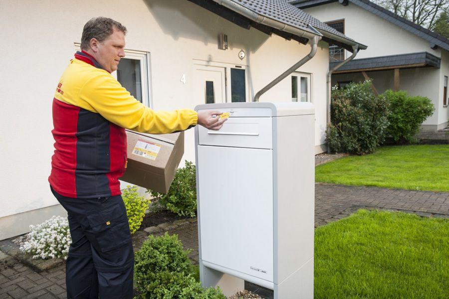 DHL-Paket-App wird um Post erweitert