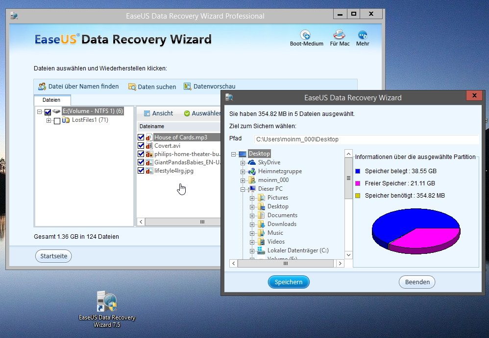 Easeus partition recovery review