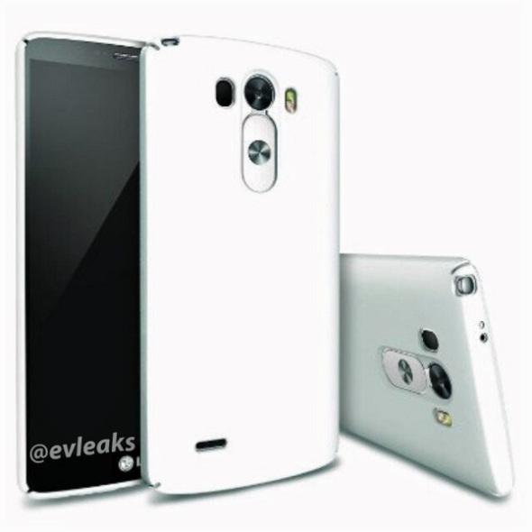 Smartphone-Flaggschiff von LG: Weitere Bilder vom G3 aufgetaucht