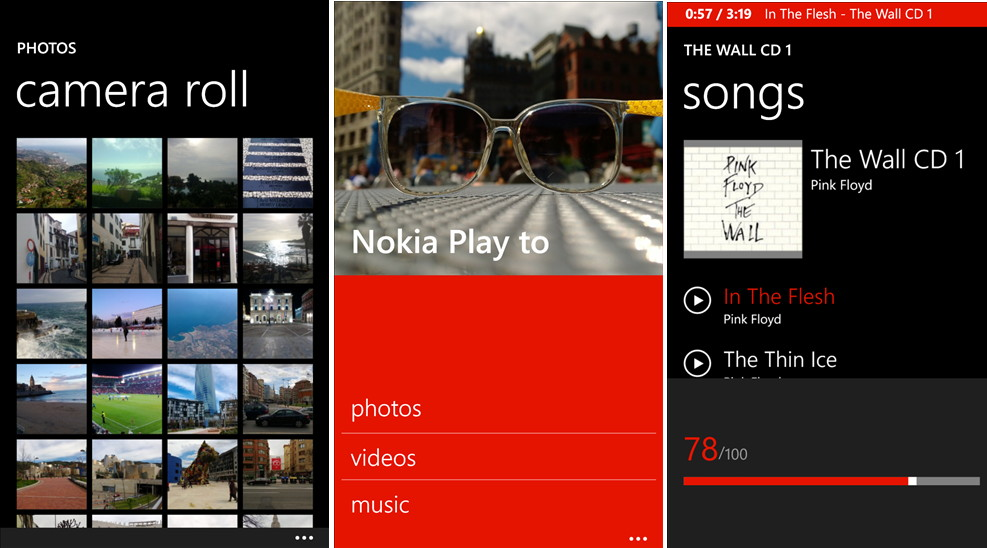 Nokia Play To mit einem Update für das Windows Phone
