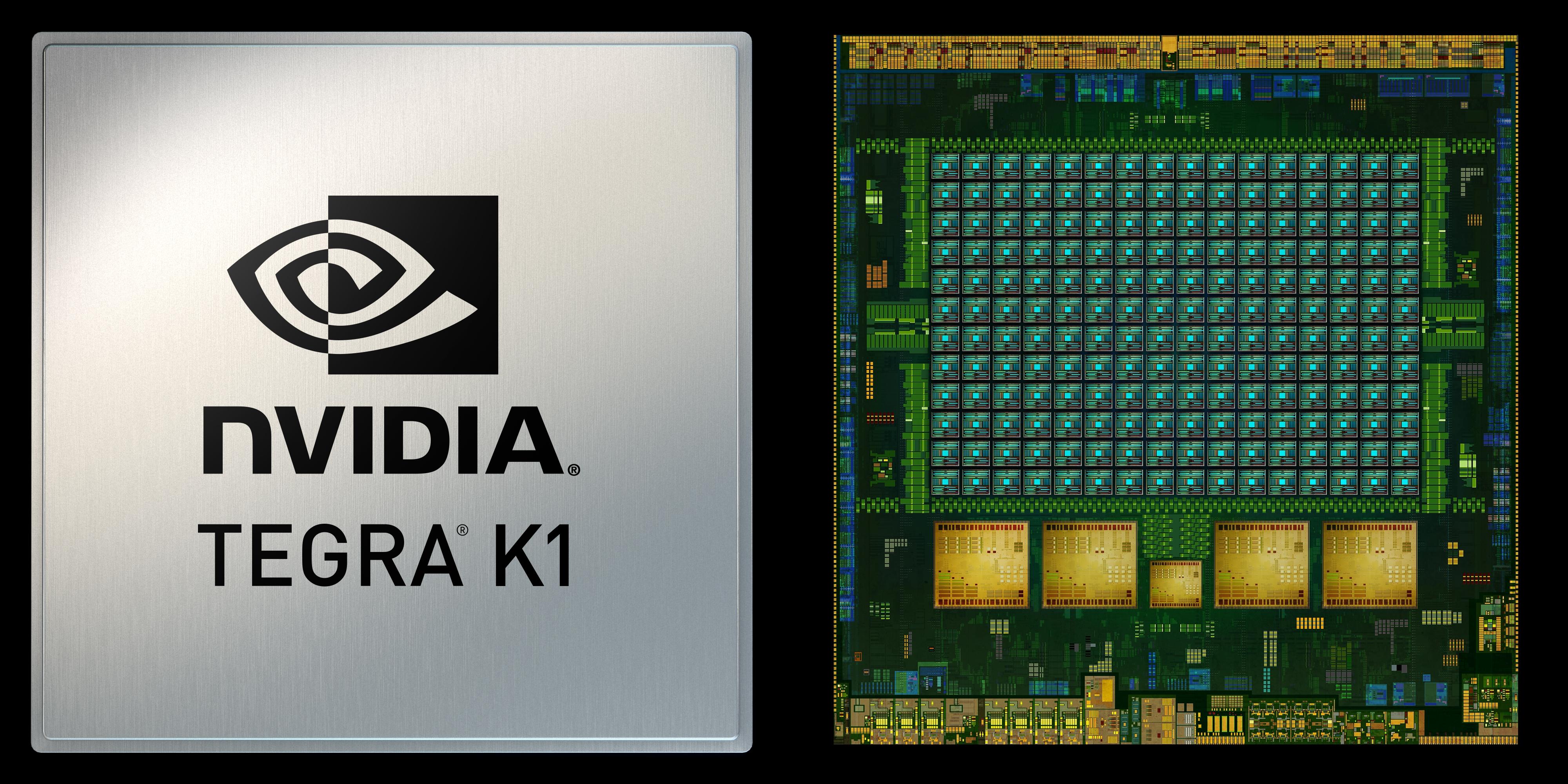 Nvidia Tegra K1 schlägt Qualcomm Snapdragon 801 in diversen Benchmarks teils deutlich