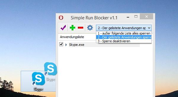 Simple Run Blocker – Einzelne Programme blockieren oder nur bestimmte starten lassen