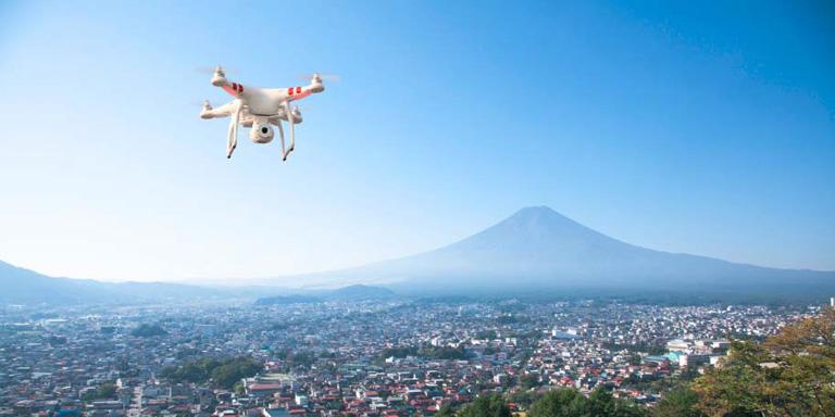 Spionage mit Drohnen sorgt bei der Fußball-Weltmeisterschaft für Aufregung