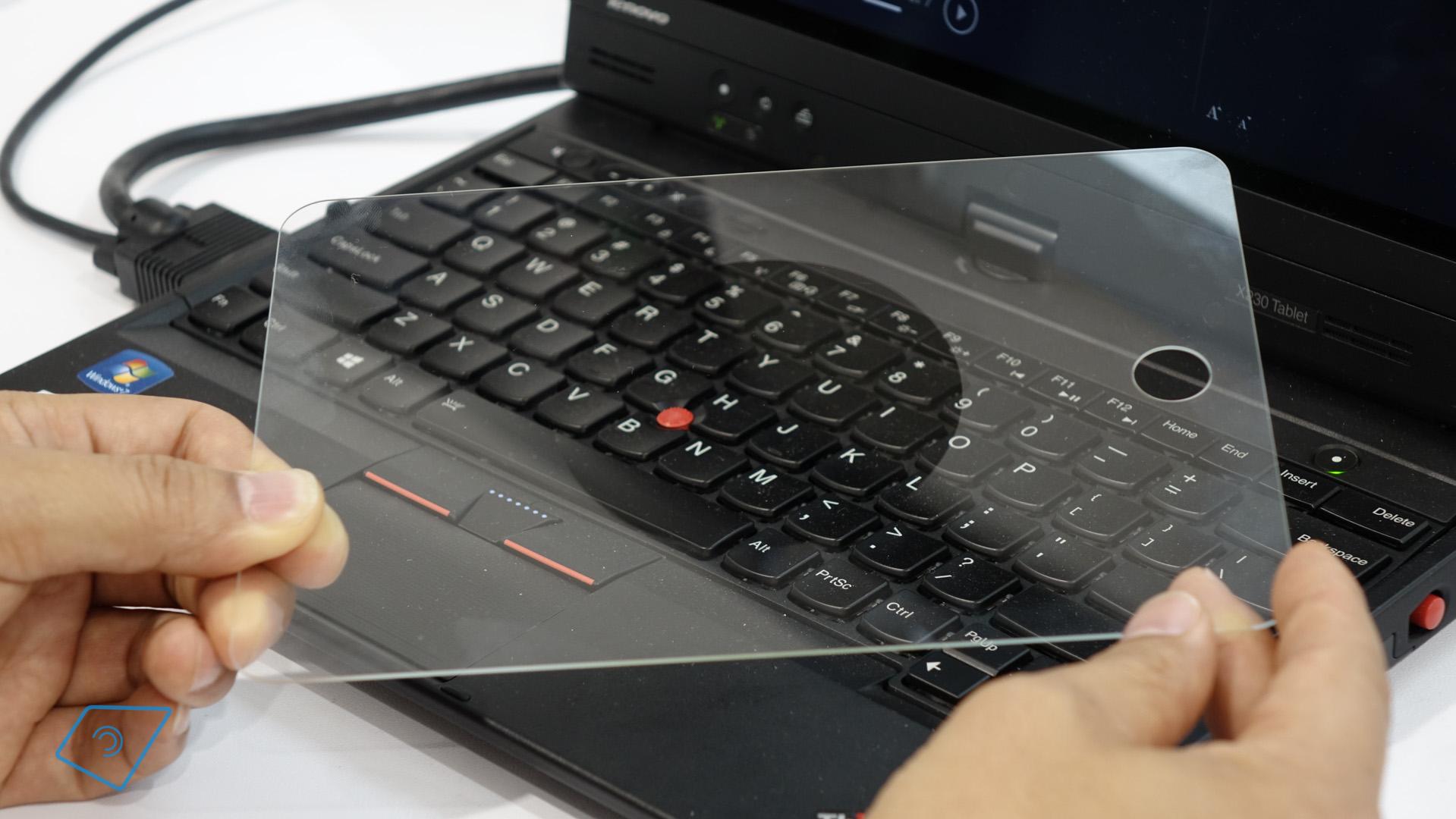 [Computex 2014] Corning zeigt Gorilla Glass mit Anti-reflektierender Oberfläche