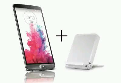 LG G3 kaufen und kostenlos Qi-Ladegerät abstauben