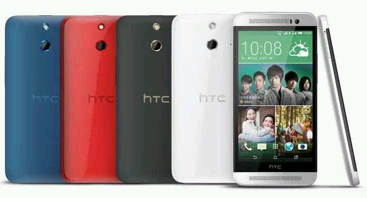 HTC E8 offiziell vorgestellt