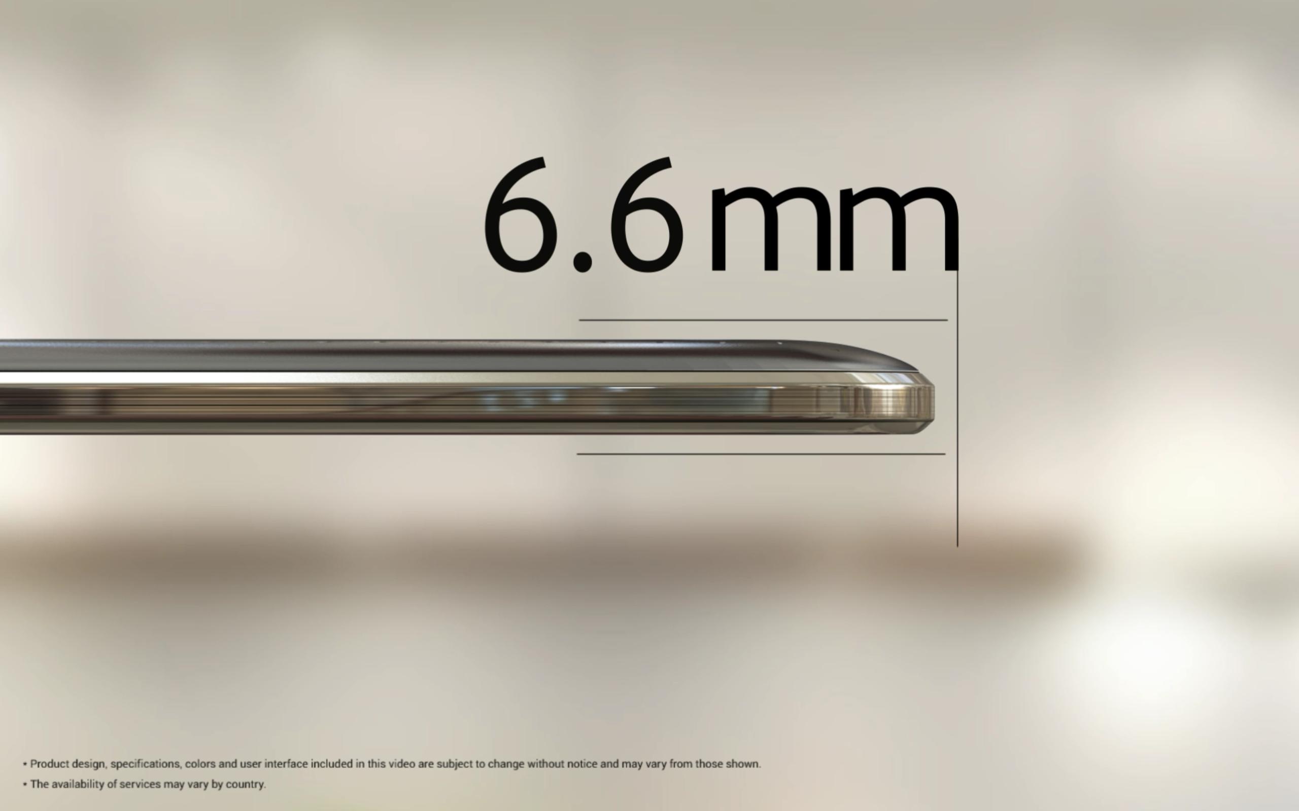 Neue Bilder vom Samsung Galaxy Tab S 10.5 im Netz aufgetaucht