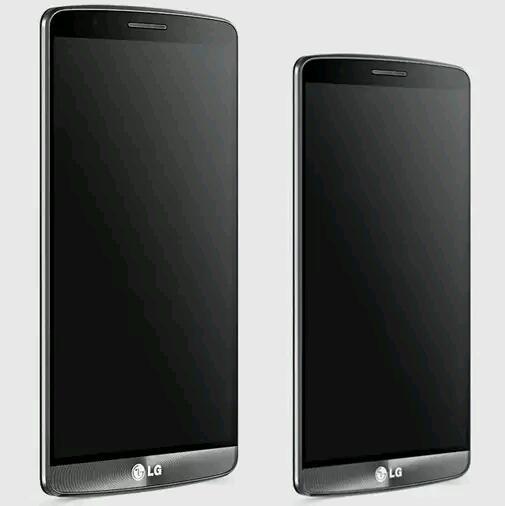 LG G3 Mini offenbar mit 4,5 Zoll Display