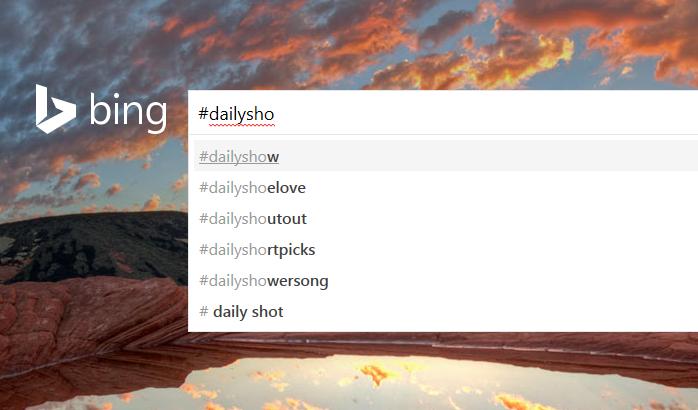 Die Bing-Suche kommt jetzt auch mit Twitter-Suchergebnissen