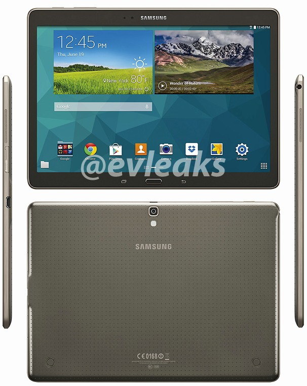 Neuigkeiten zum Samsung Galaxy Tab S  und Tizen Smart TV