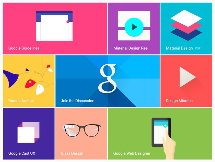 Material Design – Google zeigt neue Designsprache (Video)