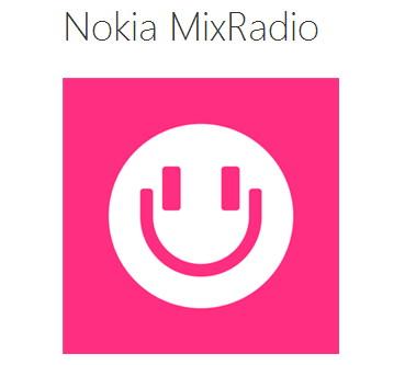 Nokia MixRadio mit einem Update und neuen Funktionen