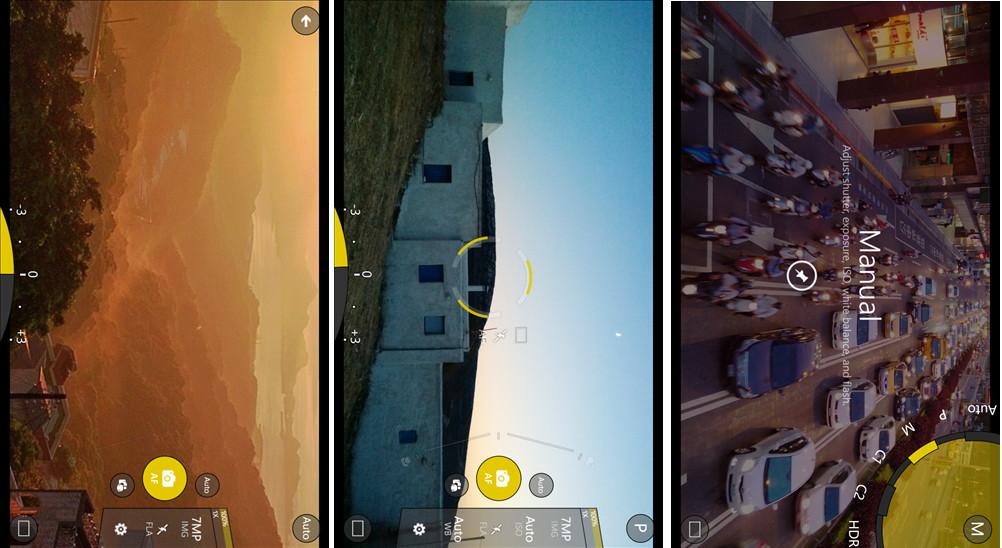 ProShot:  Windows Phone Kamera App kurzzeitig kostengünstiger