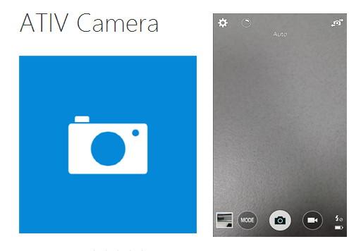 samsung ativ kamera app f r windows phone. Black Bedroom Furniture Sets. Home Design Ideas